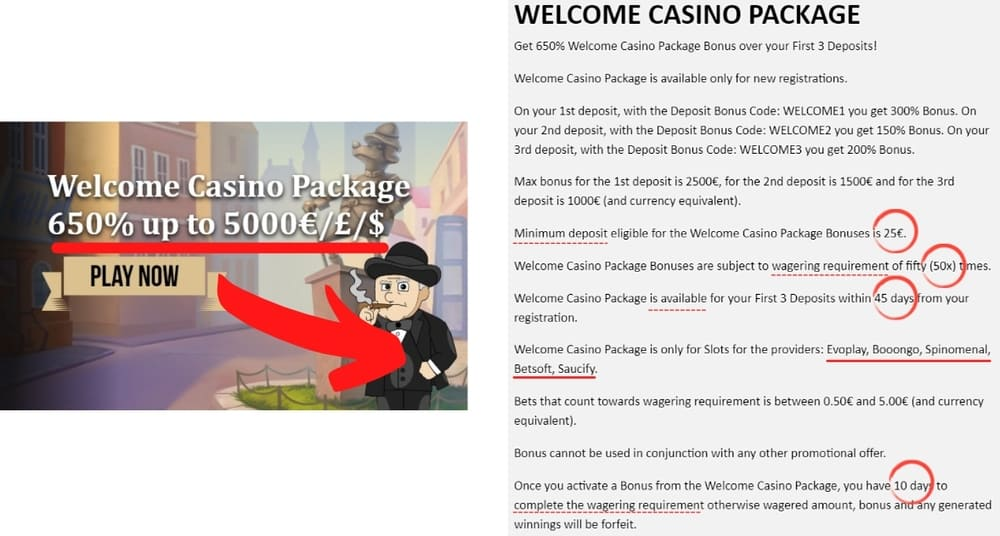 Zakres gier z minimalny depozyt kasyno
