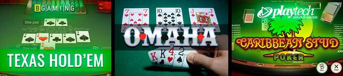 Rodzaje poker online w polsce